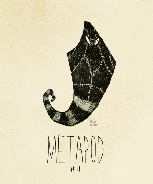 Metapod #011 (Tim Burton Inspired Pokemon Re-design) Can I just say guys, a Tim Burton Pokemon movie will NEVER happen. And that's probably for the best. Johnny Depp as Ash though is an incredibly hilarious thought. Although, Helena Bonham Carter as Jessie oddly sounds appealing to me. Haha!