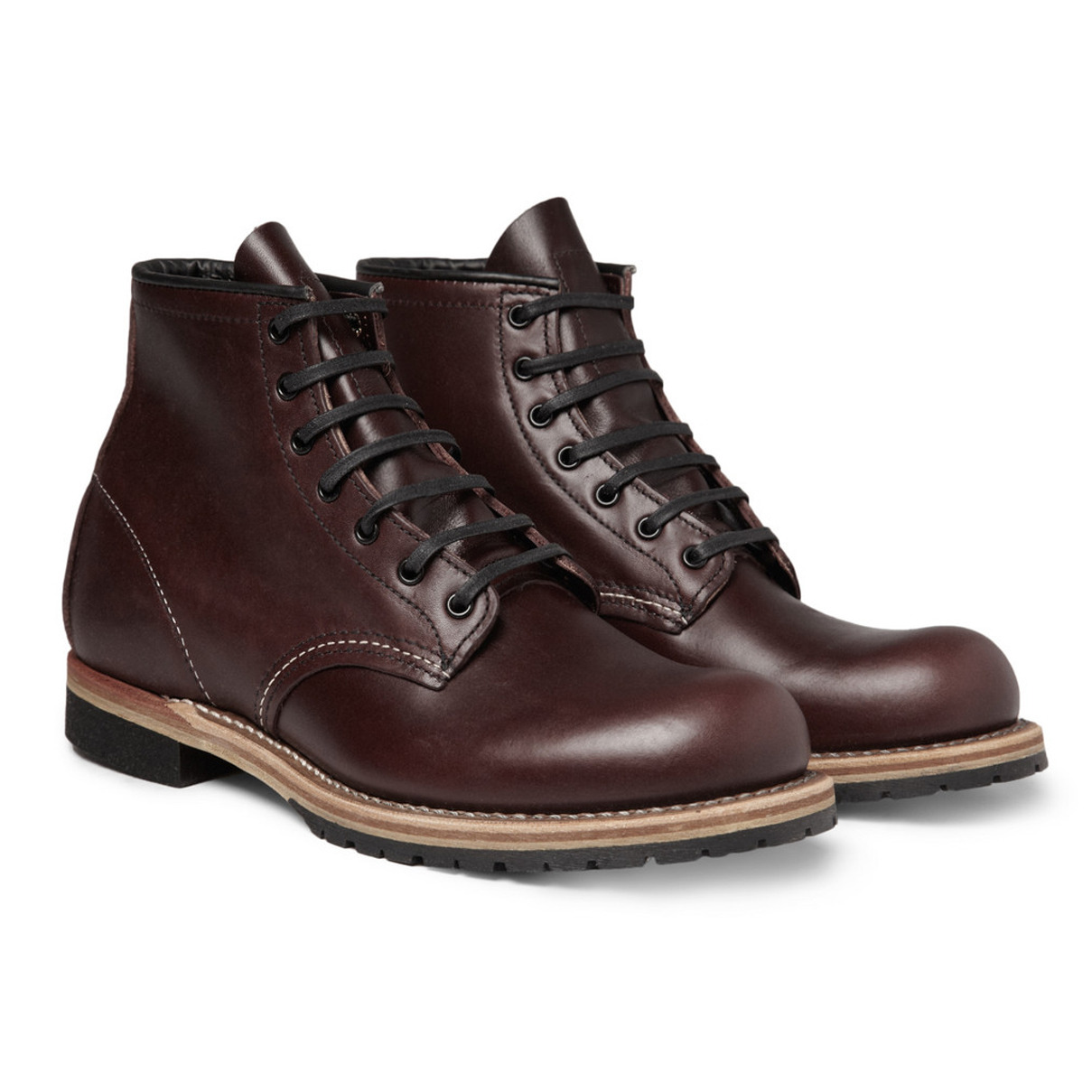 Jump feet first into fall with a pair of renowned #REDWING boots, new on site tomorrow