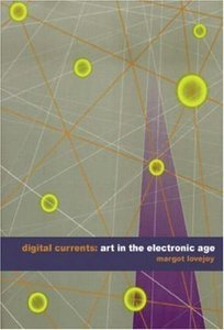 bitforms Recommended reading list [part 3] Digital Current: art in the electronic age (2004) by Margot Lovejoy features bitforms artist Manfred Mohr as well as a useful glossary of related digital art terms. Check it out! Look for more book recommendations next week!