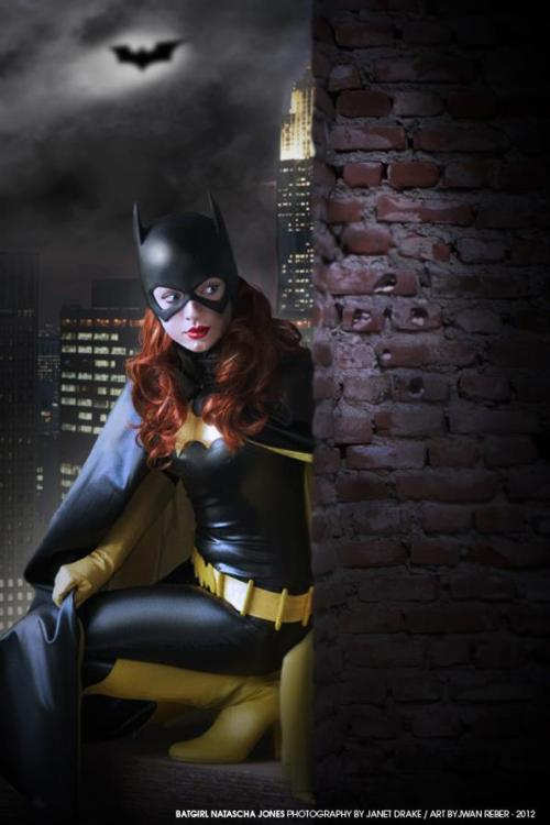 knightess-rouge:  Barbara Gordon - Batgirl: Knightess-RougePhotography (of me): Janet DrakePhoto edit: Jwan ReberI LOVE it so much…!