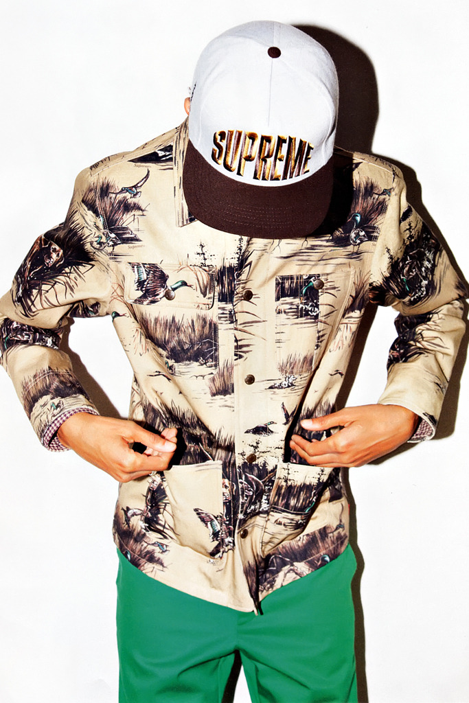 COOL TRANS: Supreme 2012 Fall/Winter Collection Editorial Featuring Lucien Clarke | Hypebeast)