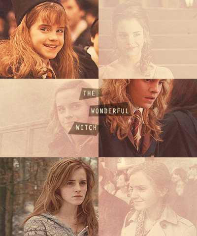 The brightest witch