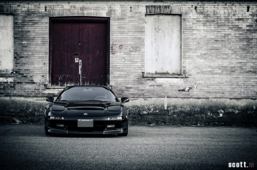 Supervillain Starring: Acura NSX (by Skooter Media)