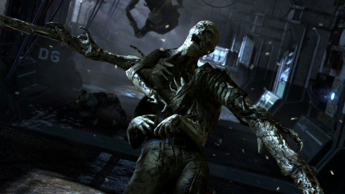 otlgaming:  NEW DEAD SPACE 3 SCREENS ARE NECROMORPHANTASTIC EA has released new screenshots for upcoming horror action game Dead Space 3.  They show off some new necromorphs enemies and some terrifyingly beautiful locations.   These awesome screenshots make the wait for next February very hard when Dead Space 3 is scheduled to release on Xbox 360, PlayStation 3 and PC.