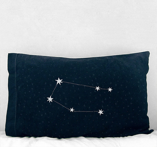 zodiac pillows | Design*Sponge