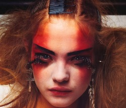 monsieur-j:  Vogue Paris - March 2003 - C'est Magique - Natalia Vodianova
