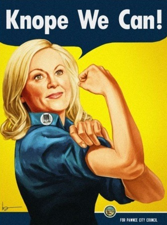 """…this season I'm most anxiously anticipating the return of Leslie Knope and the beginning of what will no doubt be a tremendous and tremendously hilarious term on the City Council. But do they have to rename it Parks & Recreation & Council now?""  Join our AfterEllen Huddle now!"
