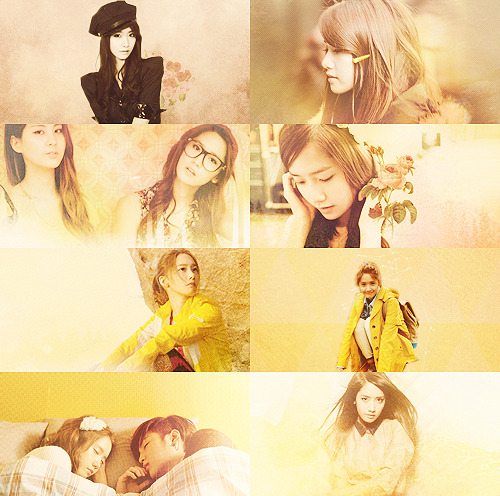 color+picspam: yoona + yellow (requested by: evonrun)