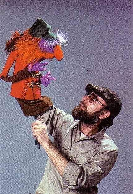 Jerry Nelson of The Muppets has passed away