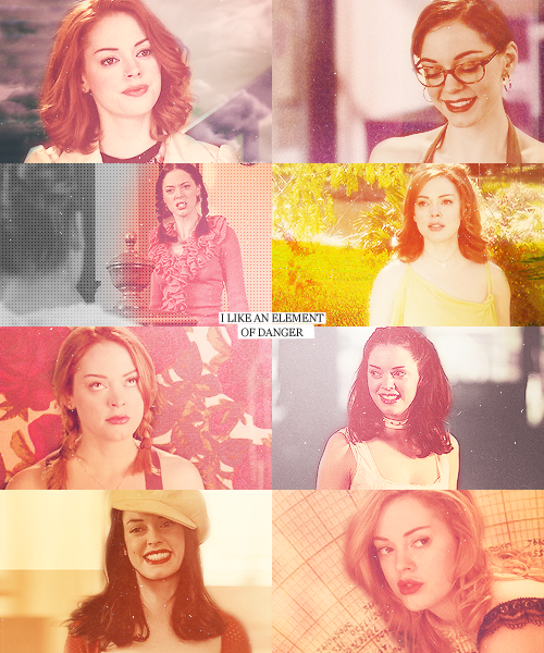 12 Fictional Females - 8. Paige Matthews (Charmed)