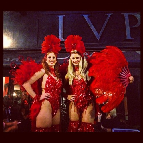 #Stiltladies at #Lupo's #Soho #London (Taken with Instagram at Lupo Bar)