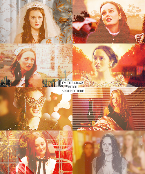 12 Fictional Females - 7. Blair Waldorf (Gossip Girl)