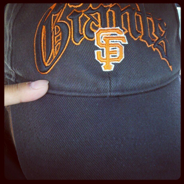 SF Giants 4 Life, y'all! (Taken with Instagram)