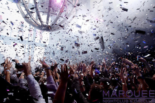 Someone please escape with me to MARQUEE.