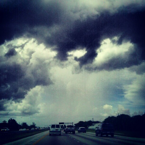 #rain (Taken with Instagram at Publix)