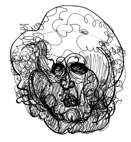 """Head 19"" by Sam Galloway 