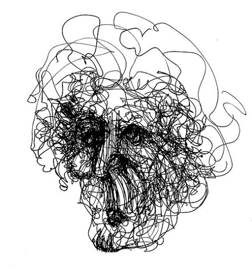 """Head 18"" by Sam Galloway 