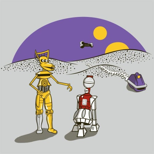 kentzonestar:  In the not too distant future, in a galaxy far far away…