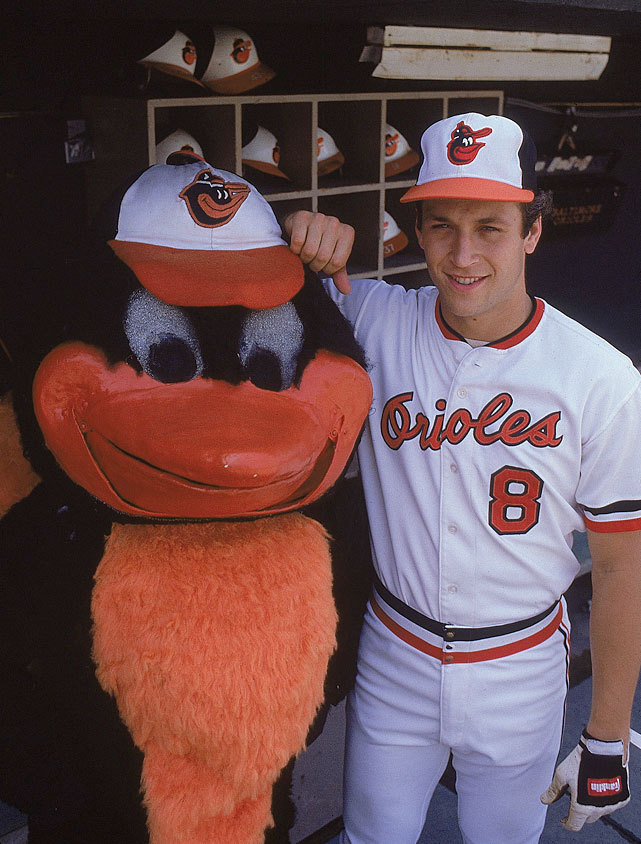 "Also celebrating a birthday today is Cal Ripken Jr. Baltimore's ""Iron Man"" played 21 seasons for the Orioles and was named an All-Star 19 times to go along with his two Gold Gloves and two American League MVP awards. (Jerry Wachter/SI) GALLERY: Rare Photos of Cal Ripken Jr."
