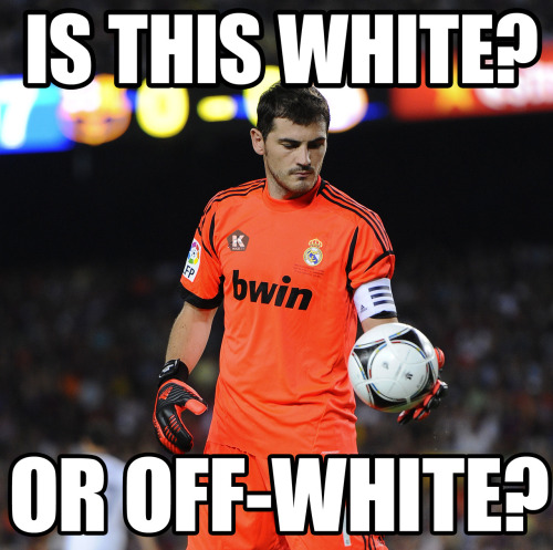 "Introducing ""Contemplating Casillas"""