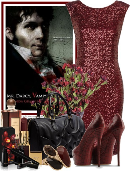 Mr. Darcy. Vampyre….Pride and Prejudice Continues…. by queenrachietemplateaddict featuring quilted leather handbags