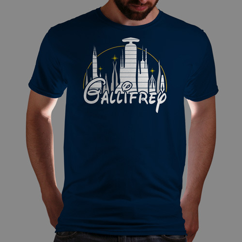 "qwertee:  ""Planet of the Timelord"" is today's tee on www.Qwertee.com Get this great design now for the super price of £8/€10/$12 for 24 hours only. Be sure to ""Like"" this for 1 chance at a FREE TEE this weekend, ""Reblog"" it for 2 chances and ""Follow"" us for a 3rd chance (if you're not already:) Thanks Guys!"