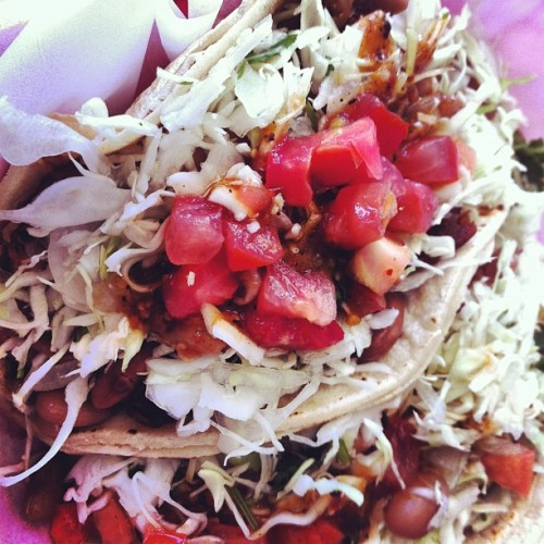Real tacos yesss (Taken with Instagram)