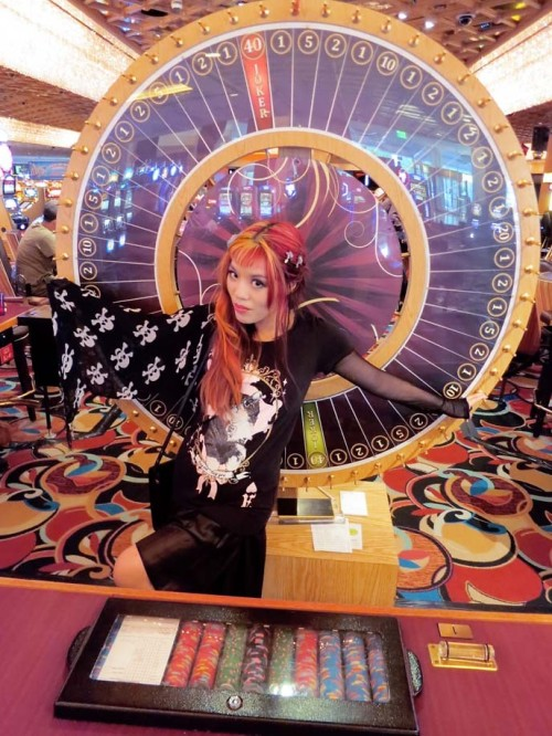 Las Vegas Goth casino! Animegacon anime convention, Sin City (by La  Carmina)