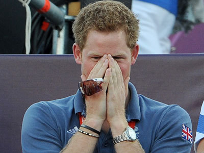 """Playgirl"" Offers Prince Harry $1 Million To Pose"