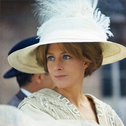 Vanessa Redgrave as Isadora Duncan in the 1968 biopic Isadora
