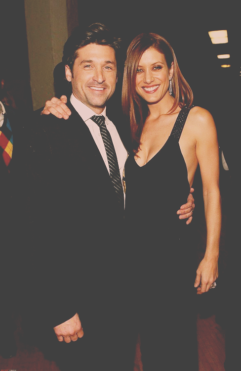Patrick Dempsey x Kate Walsh People's Choice Awards[2007]