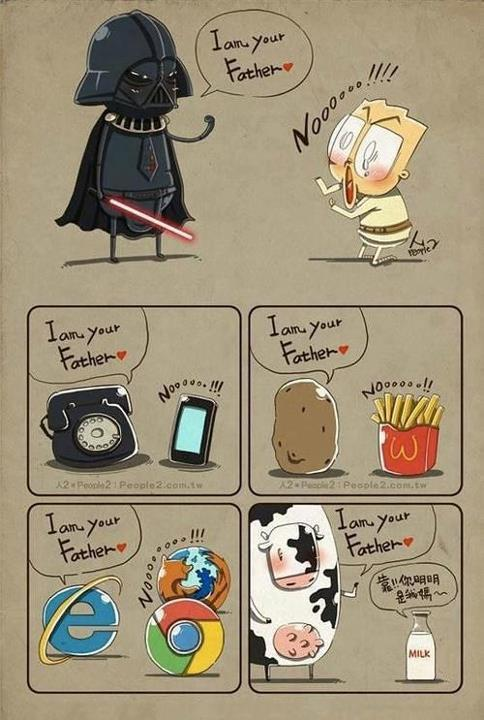 justejauraisaimeetreprevenue:  i'm your father