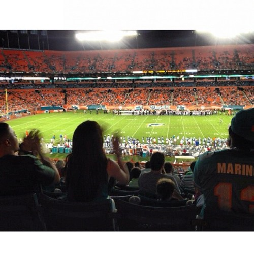 @the_machine420 @neza772 @305kid  #miamidolphins #football #rightnow #dolfans #friends #love  (Taken with Instagram)