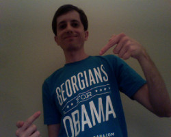 GPOY Georgians-for-Obama edition
