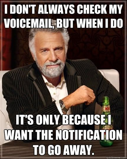 privatethoughtshour:  Voicemail