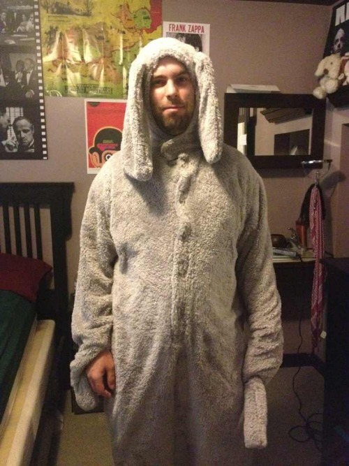 That was my Wilfred costume. My girlfriend stole my karma!