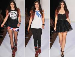 kyliejennerforever:  Kylie will be walking for Abbey Dawn in NYFW again.
