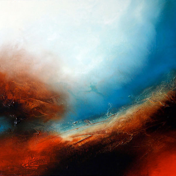 pulmonaire:  Abstract Paintings by Paul Bennett