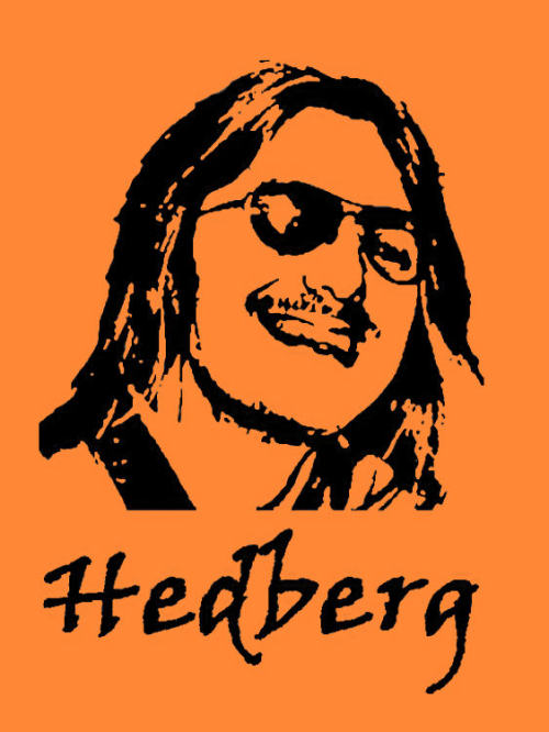 Mitch Hedberg desgin by Reckon ( via boobn00b )