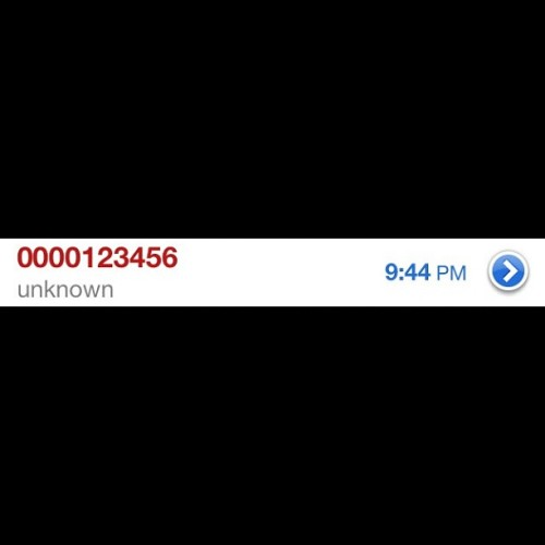 Perfect way to ensure I will not answer the phone. #no (Taken with Instagram)