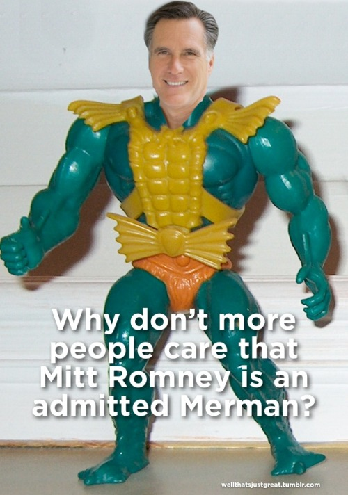 wellthatsjustgreat:  He-Man 2012 Ag  See? Mormon…MERMAN?! Fuck you it's funny. Ag