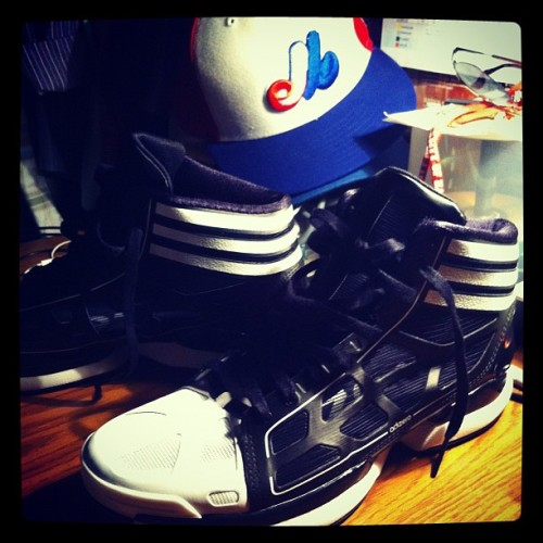 Adizeros just came in #uhoh (Taken with Instagram)