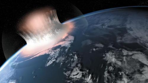 Discovery: Earth's Oldest Crater Is Largest Too by Douglas Main A study of Greenland's rocks may have turned up something unexpected: the oldest and largest meteorite crater ever found on Earth. Researchers think the crater was formed 3 billion years ago, making it the oldest ever found, said Danish researcher Adam Garde. The impact crater currently measures about 62 miles (100 kilometers) from one side to another. But before it eroded, it was likely more than 310 miles (500 km) wide, which would make it the biggest on Earth, Garde told OurAmazingPlanet. The team has calculated it was caused by a meteorite 19 miles (30 km) wide, which, if it hit Earth today, would wipe out all higher life… (read more: OurAmazingPlanet)      (image: Carsten Egestal Thuesen, GEUS)