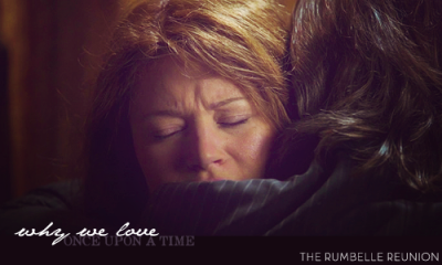 The Rumbelle Reunion