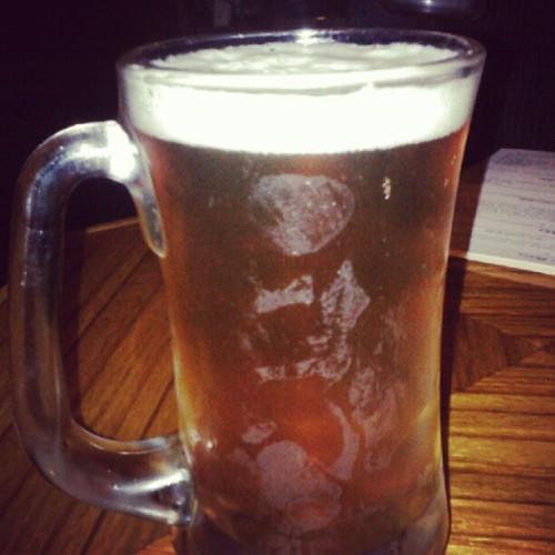 This is beer. #oasisbar (Taken with Instagram)