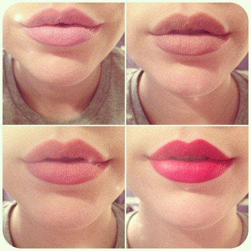This looks like my lips! Lol