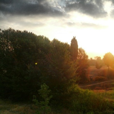 Taken with Instagram at Cascina - Centro Storico