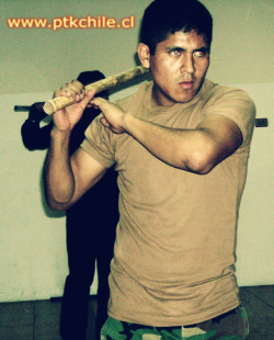 Photograph edited by me from our workouts eskrima