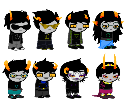 princeof-heart:  anti1029-art:  Trollkids.  You know, I actually really like most of the things about this.