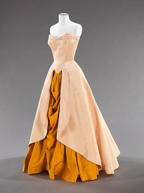 Ball Gown Charles James, 1948 The Metropolitan Museum of Art